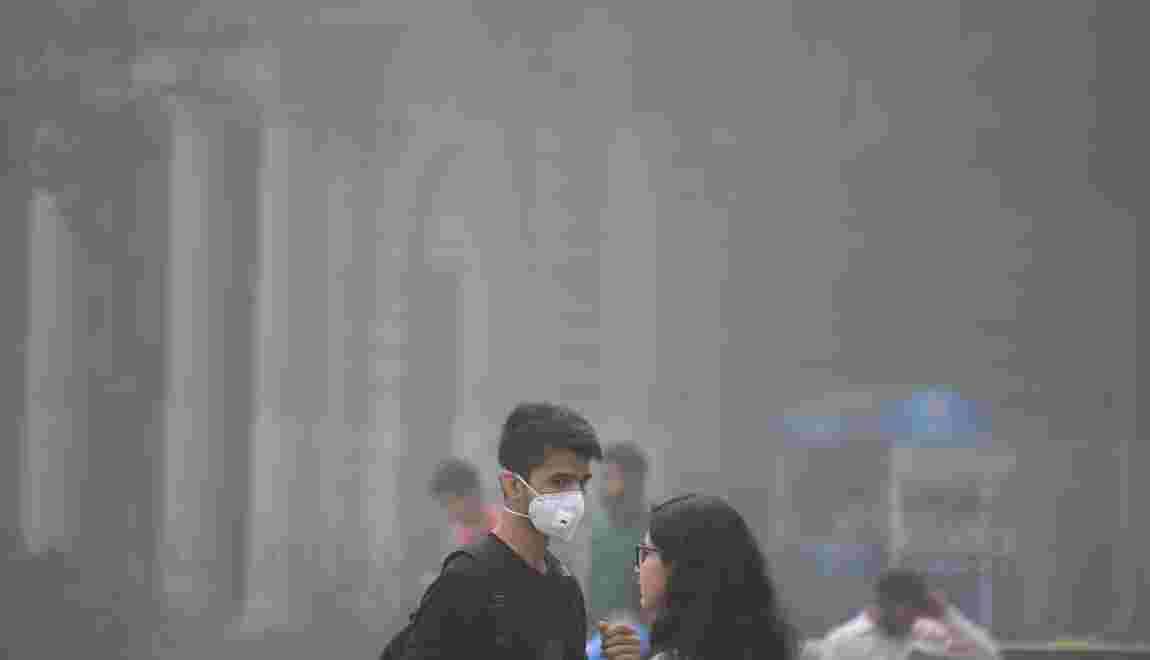 Sperme et pollution de l'air feraient mauvais ménage, selon une étude