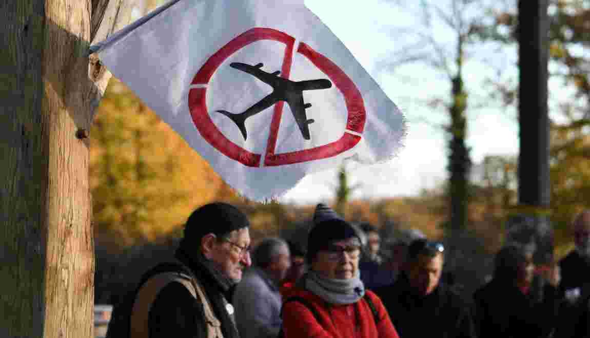 NDDL: les opposants se désistent d'un recours devant le Conseil d'État