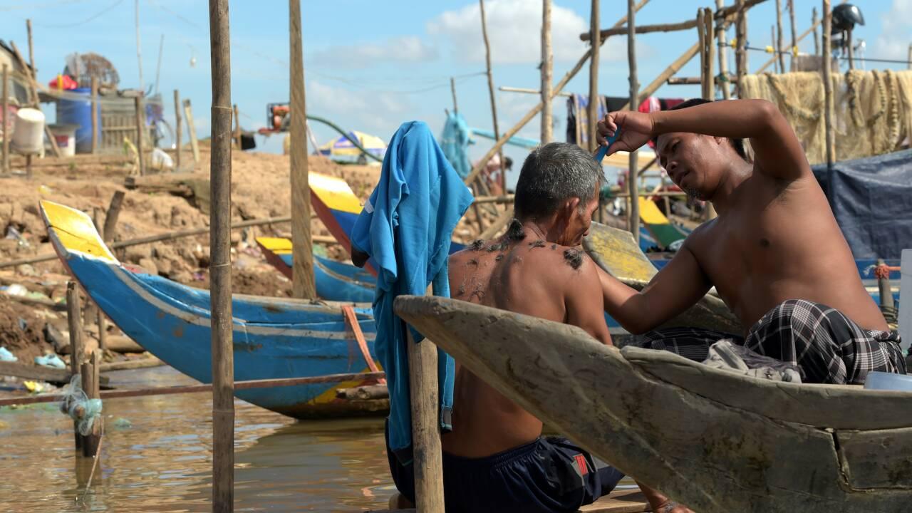 Inquiétudes pour le Mékong menacé par les barrages chinois