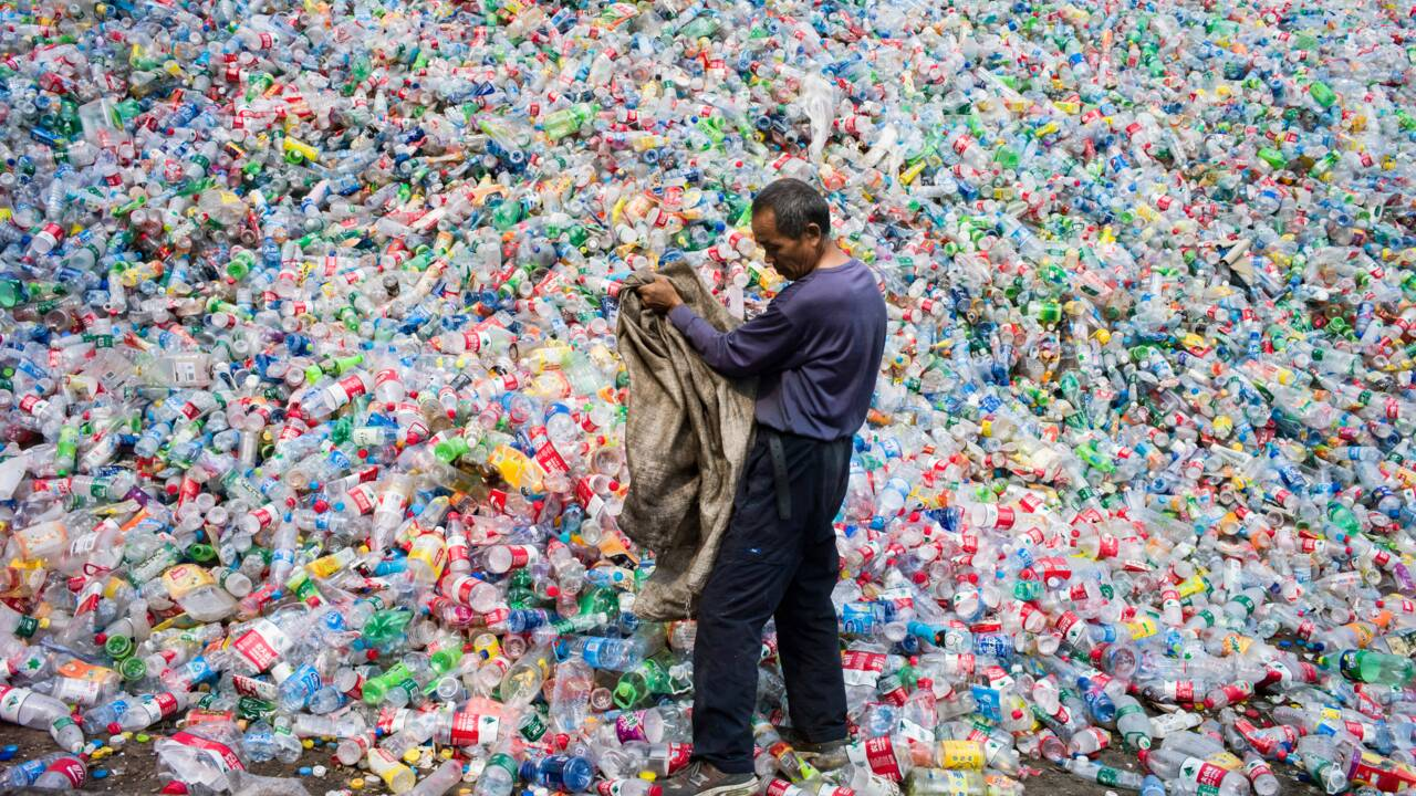 L'UE veut mieux recycler ses plastiques
