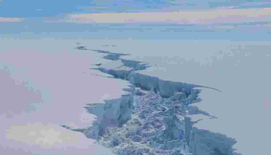 Antarctique: une éolienne d'une base australienne perd sa nacelle