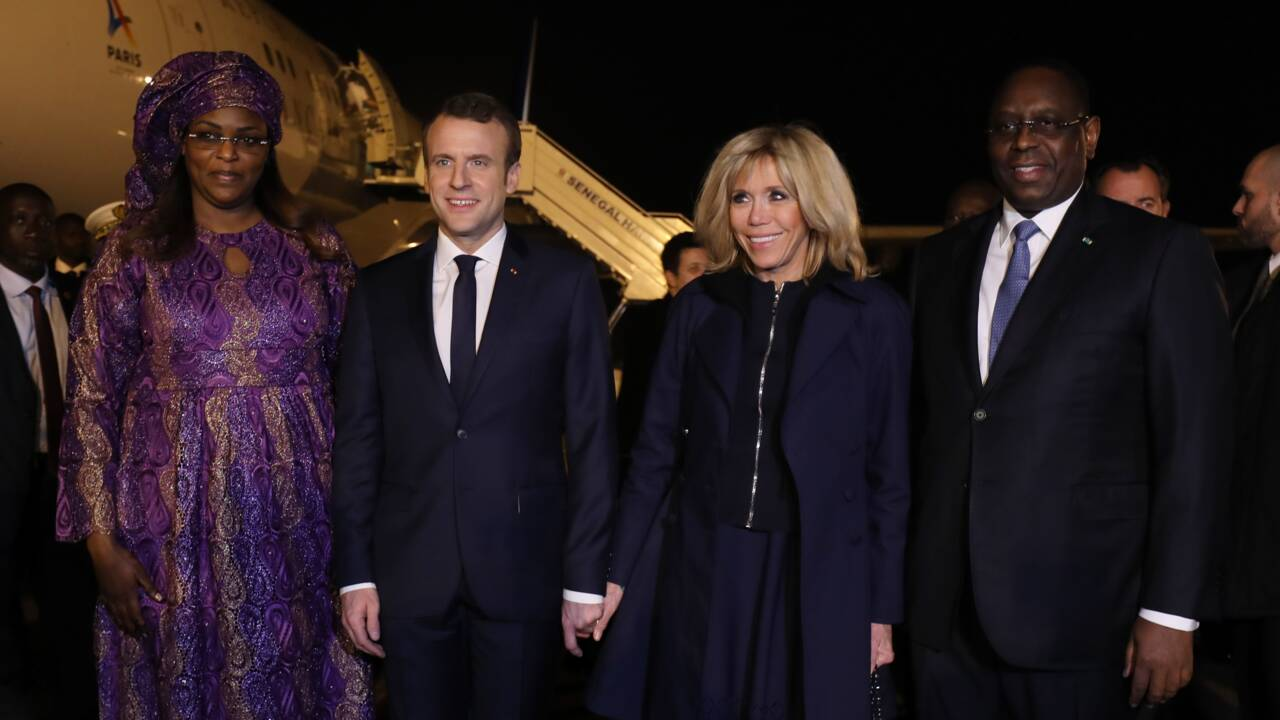 Au Sénégal, Macron et Rihanna saluent un nouvel élan pour l'éducation