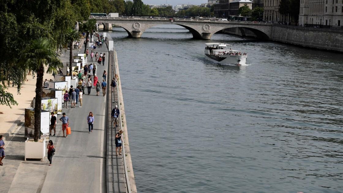 La mairie de Paris dit avoir le soutien de Hulot pour la piétonnisation des voies sur berges