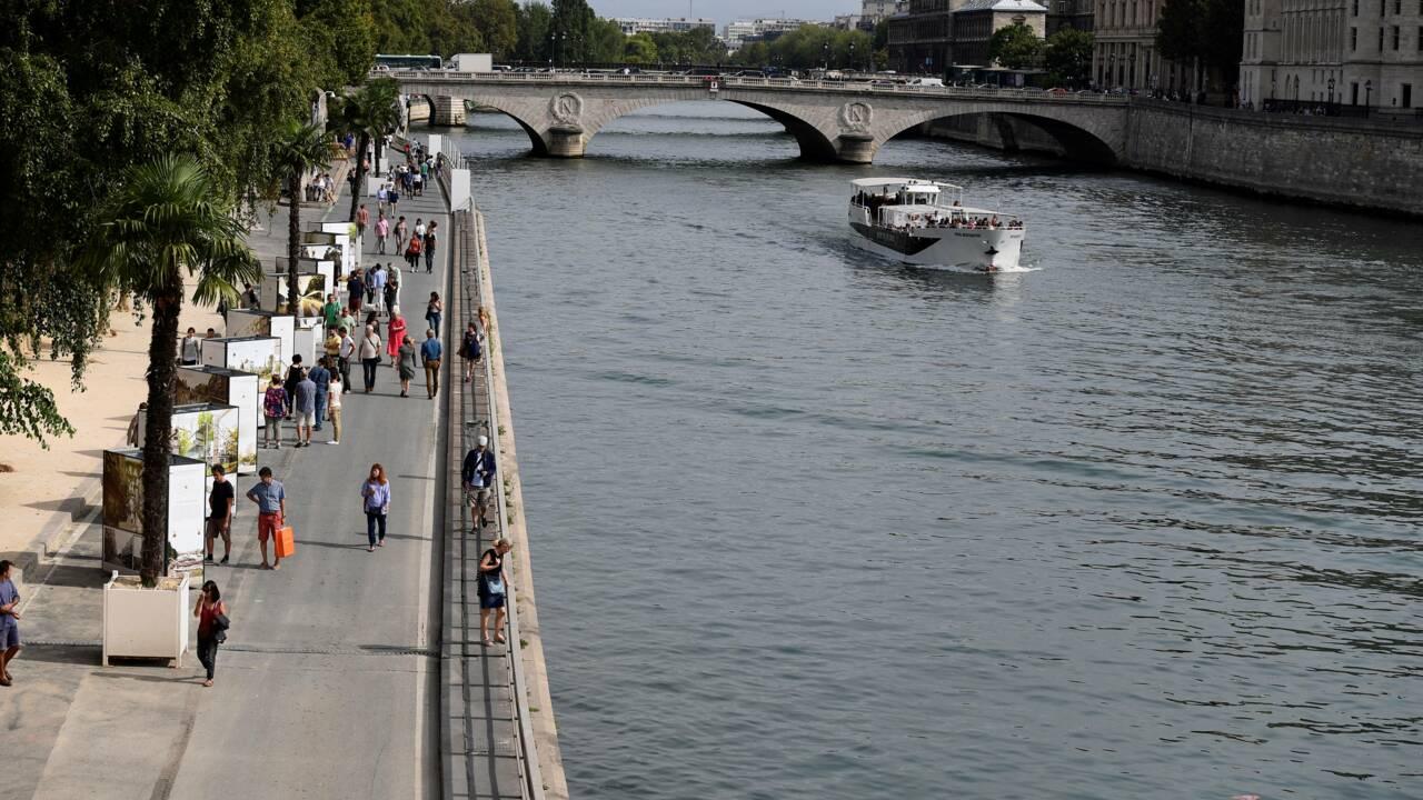 Plus de 10.000 signatures pour des voies sur berge piétonnes à Paris