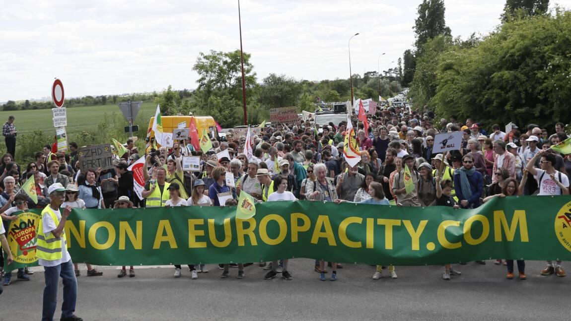 Europacity: la justice annule la création de la zone d'aménagement