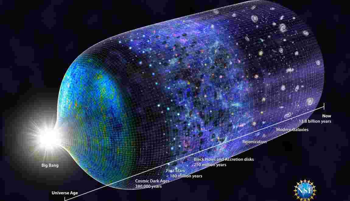 Des astronomes détectent des signaux liés aux premières étoiles de l'Univers