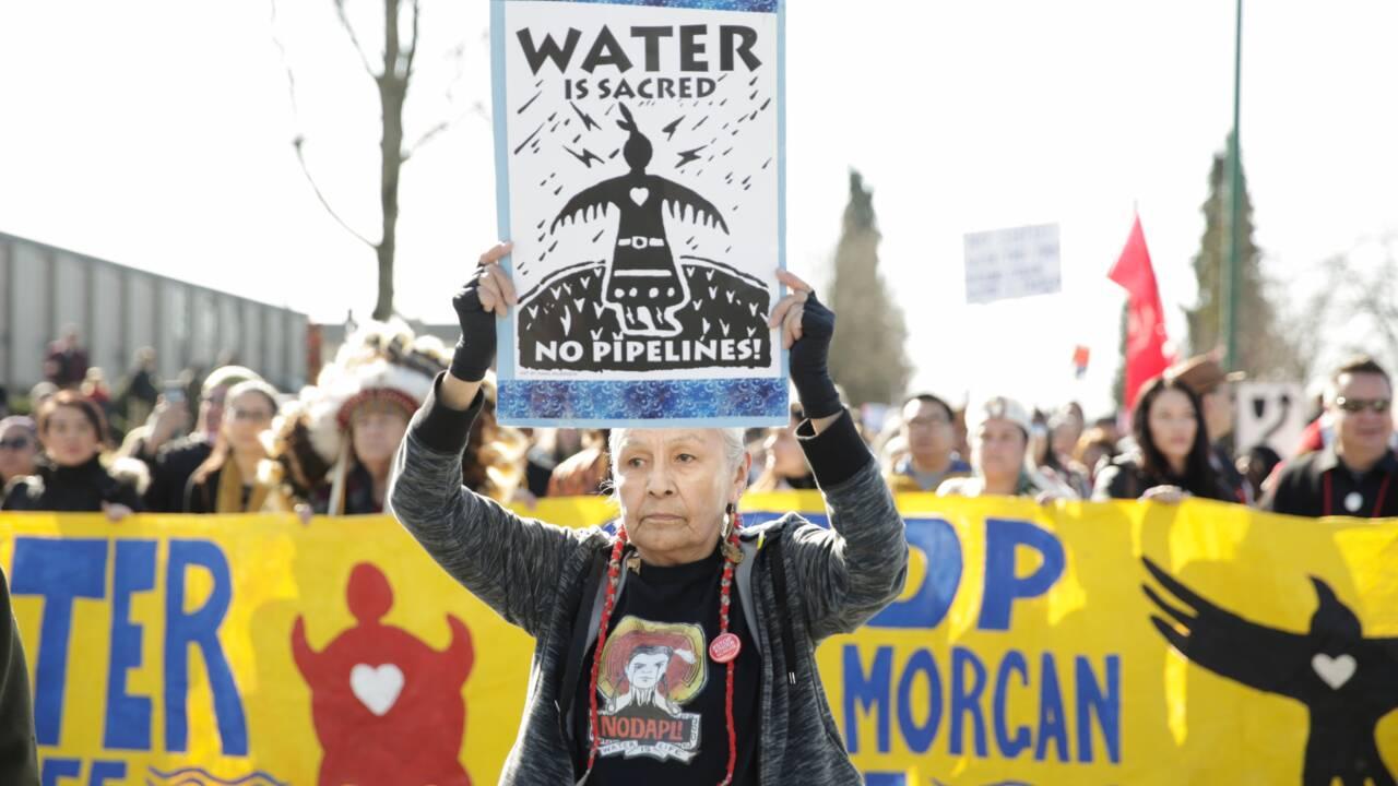 Canada : défaite des opposants à un oléoduc controversé dans l'Ouest