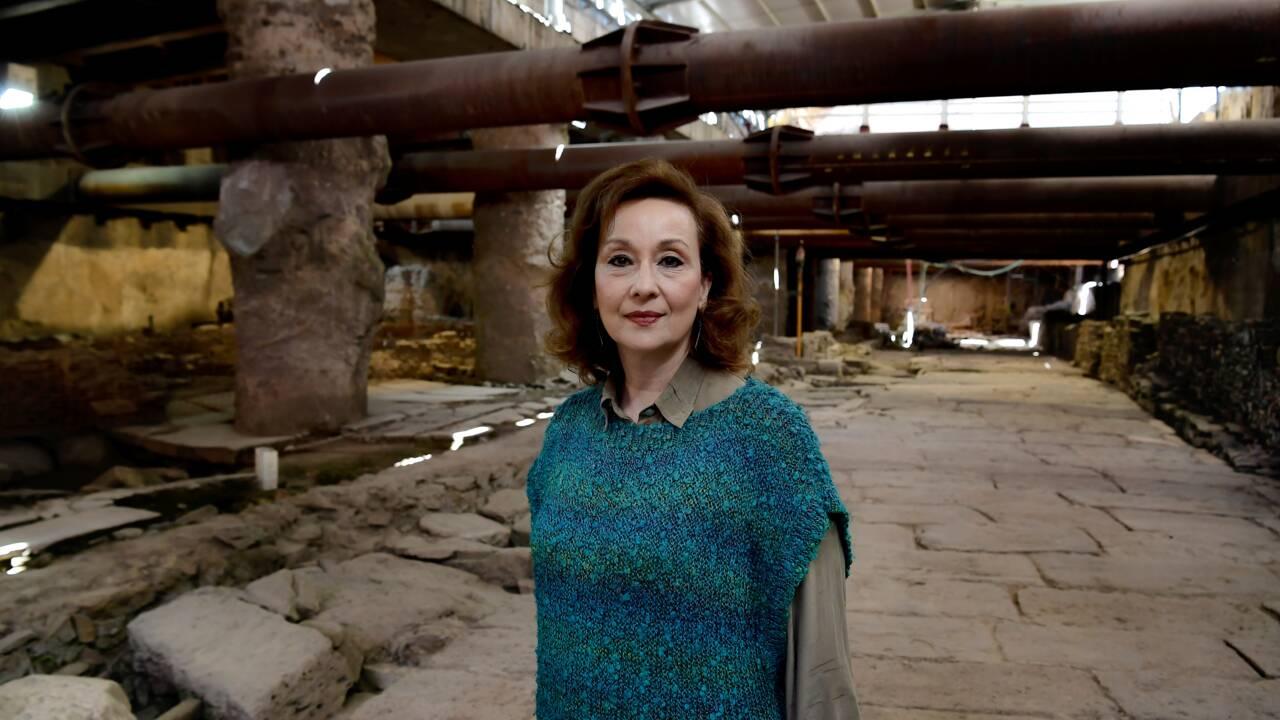 Les travaux du métro font surgir les secrets de l'ancienne Thessalonique