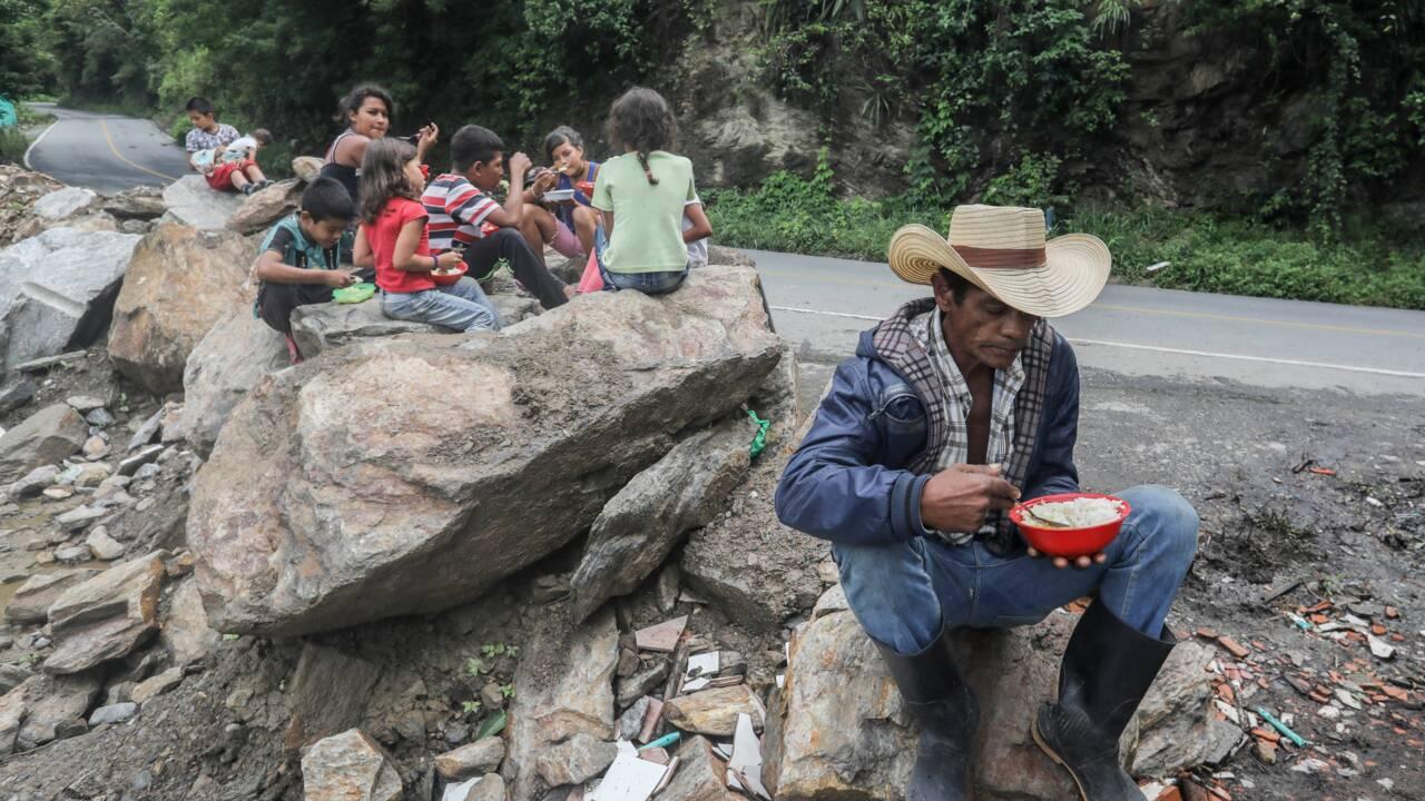 Colombie: la plus grande centrale hydroélectrique de Colombie prend l'eau
