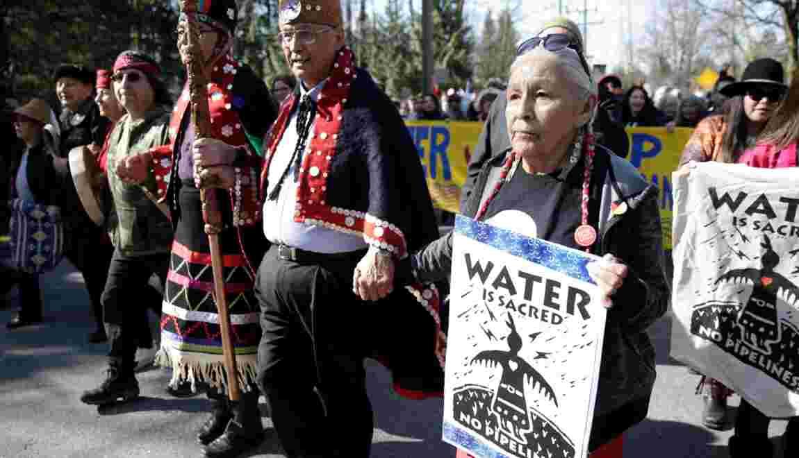 Oléoduc: le Canada relance le projet Trans Mountain avec de nouvelles consultations