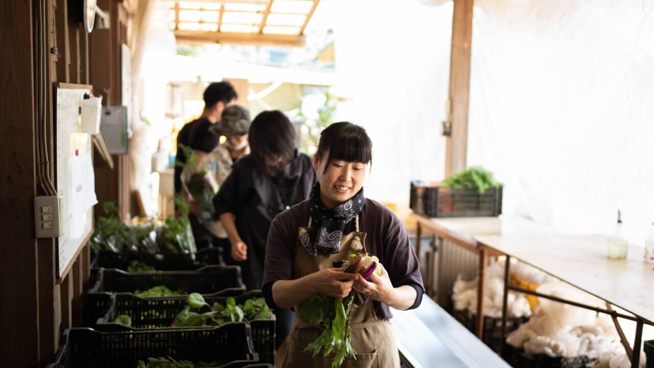 Au Japon, manger bio n'est pas tendance