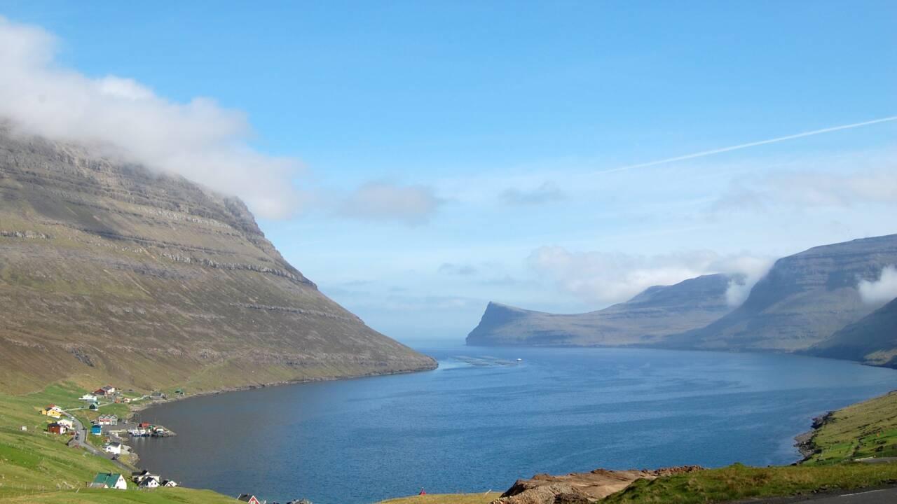 """Les îles Féroé """"ferment"""" un weekend pour protéger l'environnement"""