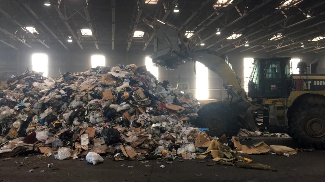 Les Etats-Unis, plus gros producteur de déchets ménagers des pays développés