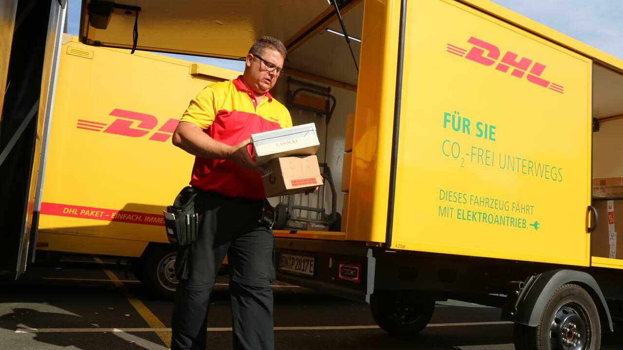 La Poste allemande, pionnier inattendu de la camionnette électrique