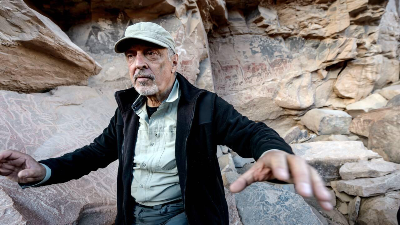 Taira, épicentre de l'art rupestre chilien