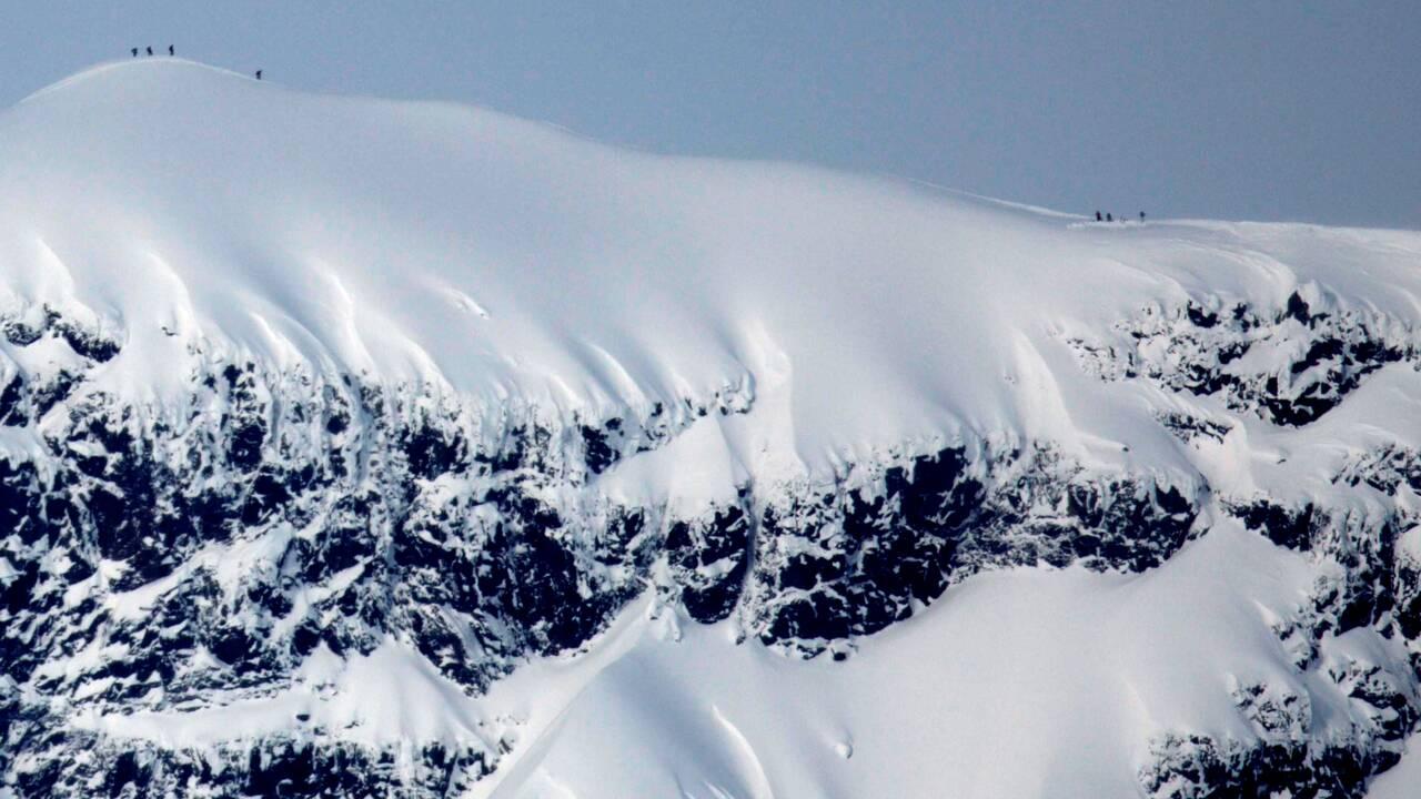 La chaleur en Arctique fait fondre le plus haut sommet suédois