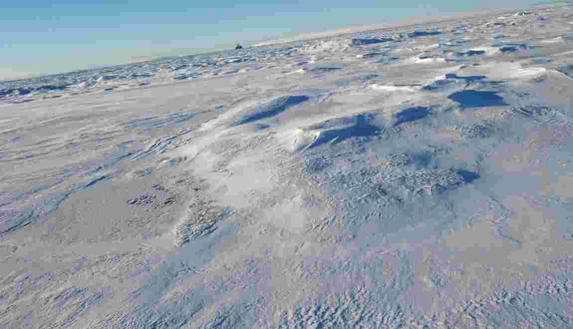 Réchauffement climatique : les régions polaires sous la loupe de l'ONU