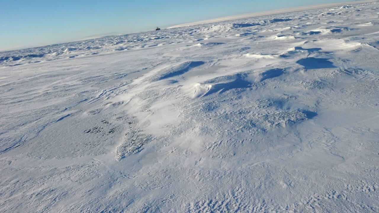 Le changement climatique menace les sites archéologiques de l'Arctique (étude)