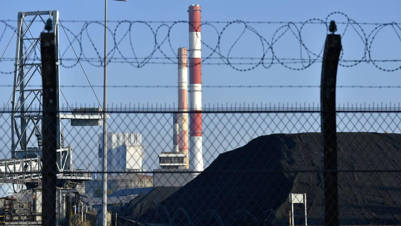 Loi énergie et climat: vers la fermeture des dernières centrales à charbon