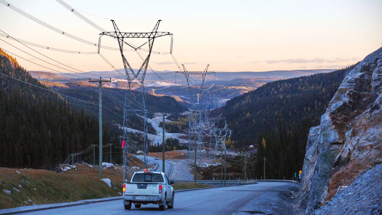 Au nord du Saint-Laurent, le Québec achève ses derniers barrages