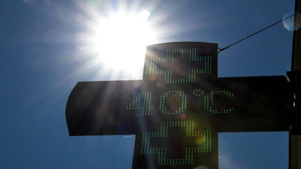 Gros coup de chaud attendu en France la semaine prochaine