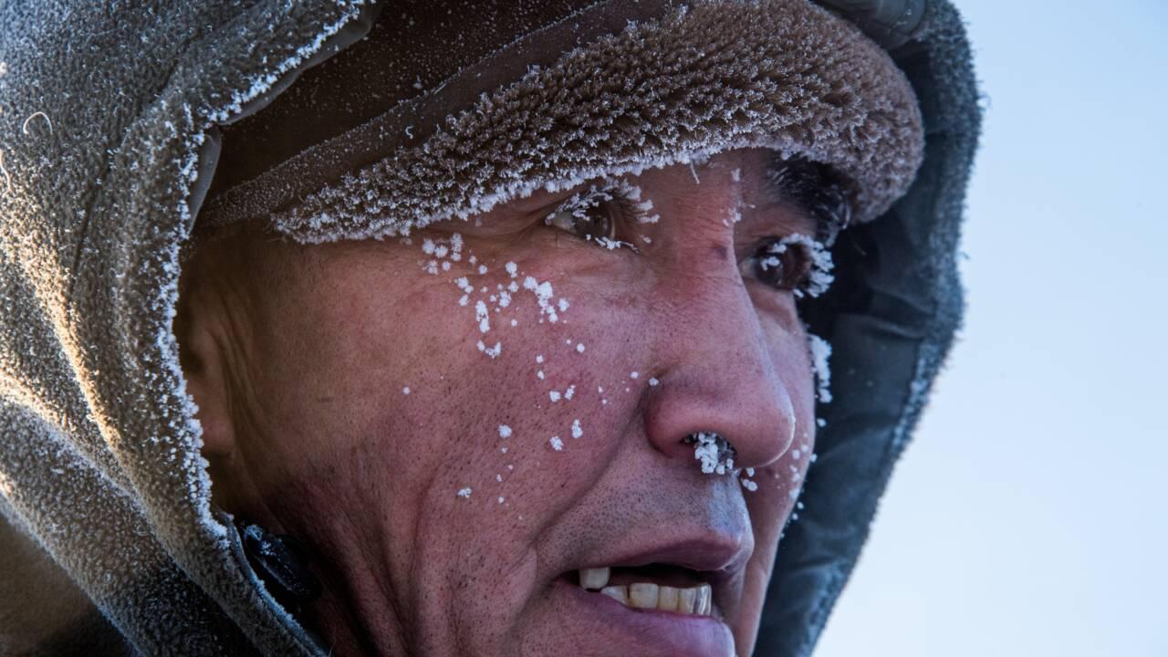 La glace, bouée de survie pour les Iakoutes dans la plus froide région sur Terre