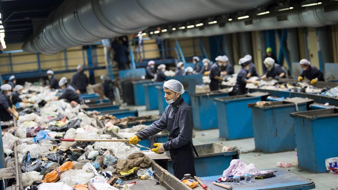Istanbul en bouteille ? La Turquie veut valoriser ses déchets