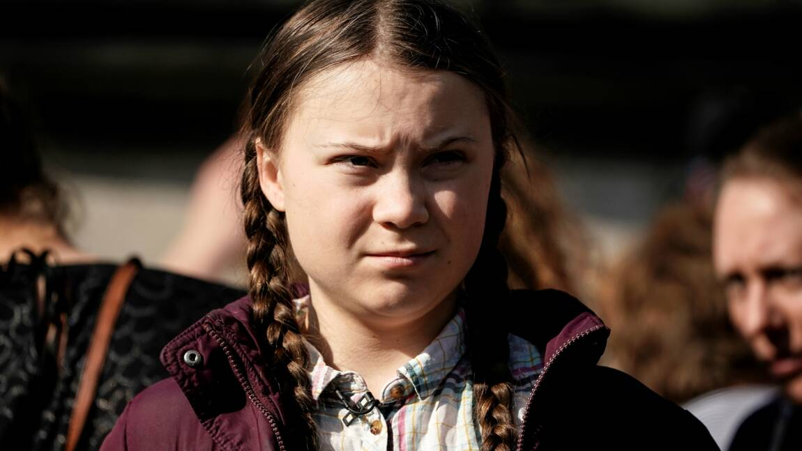 Macron reçoit Greta Thunberg, à la demande de la jeune Suédoise