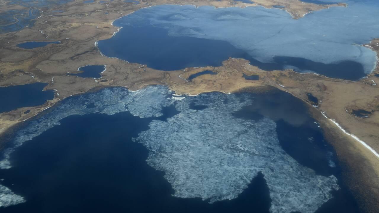 La température dépasse 32°C dans le sud de l'Alaska, record historique