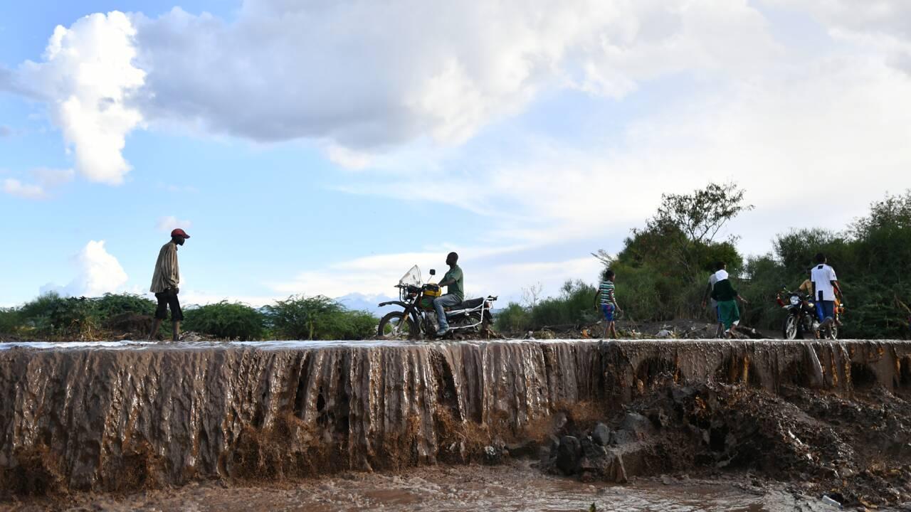 Kenya : pour trouver la pluie, des éleveurs se fient plus à leur portable qu'au ciel