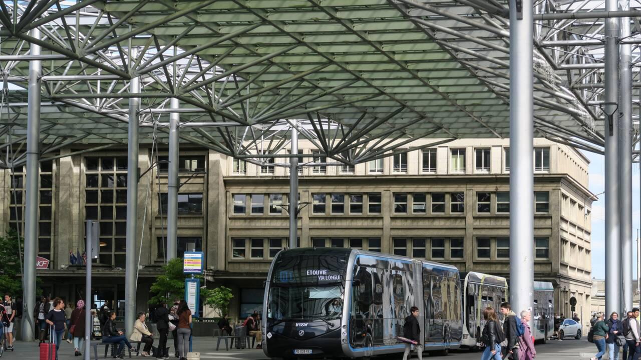 Amiens fait le pari des bus électriques