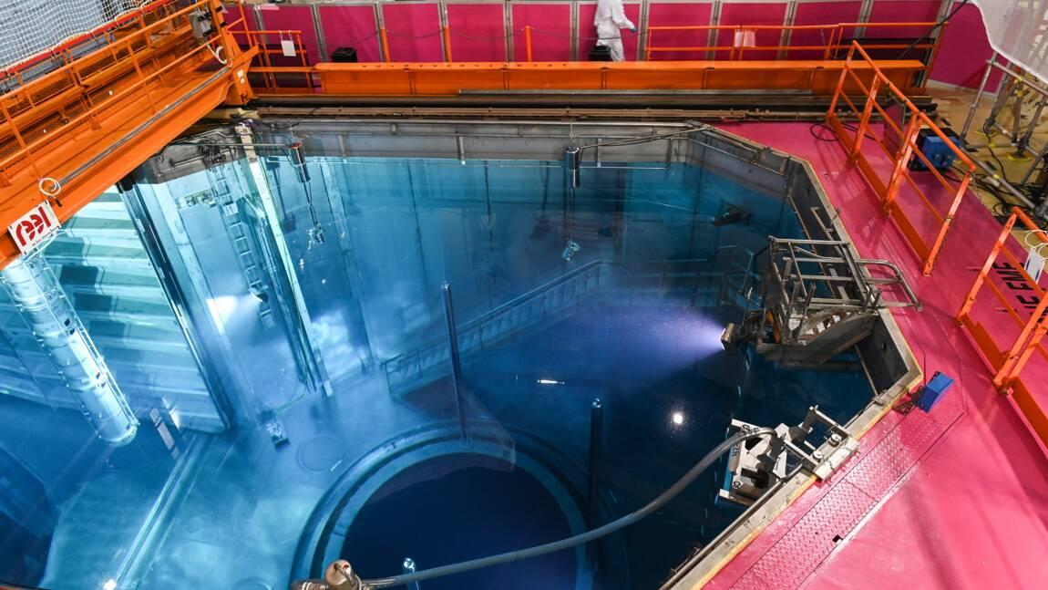 Nucléaire: le réacteur Tricastin 1 redémarre après sa visite des 40 ans