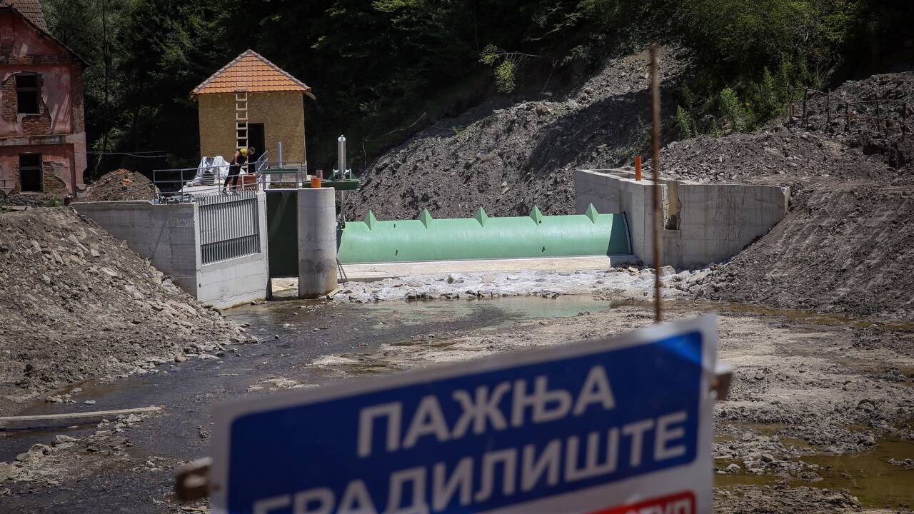 Hydroélectricité: en Serbie, la bataille des rivières
