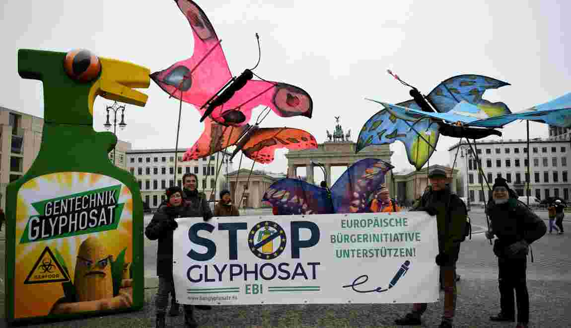 L'UE relance la procédure pour autoriser le glyphosate