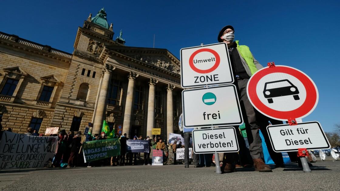 Allemagne: 6.000 décès imputables aux émissions d'oxyde d'azote