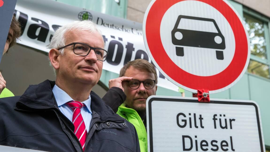 Au tour de Berlin d'expulser le diesel du centre-ville