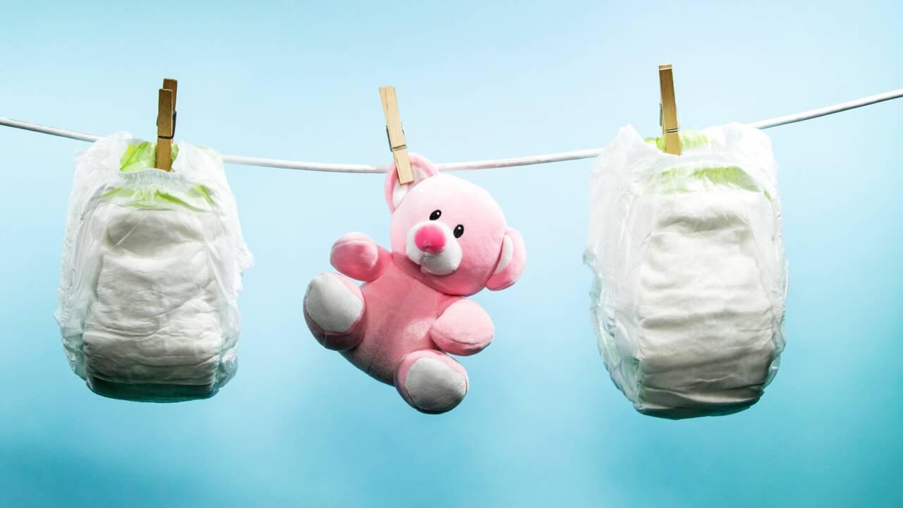 Couches bébés: nette amélioration de la qualité, mais encore des progrès à faire