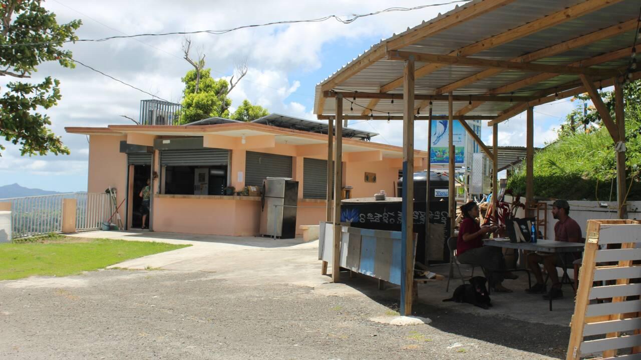 A Mariana, la solidarité des Porto-Ricains pour surmonter les séquelles de l'ouragan