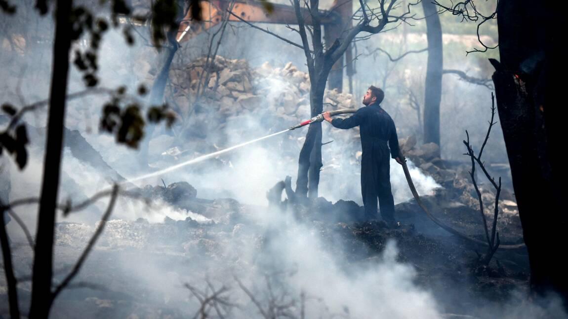Incendies de forêt en Croatie: des dizaines de personnes évacuées