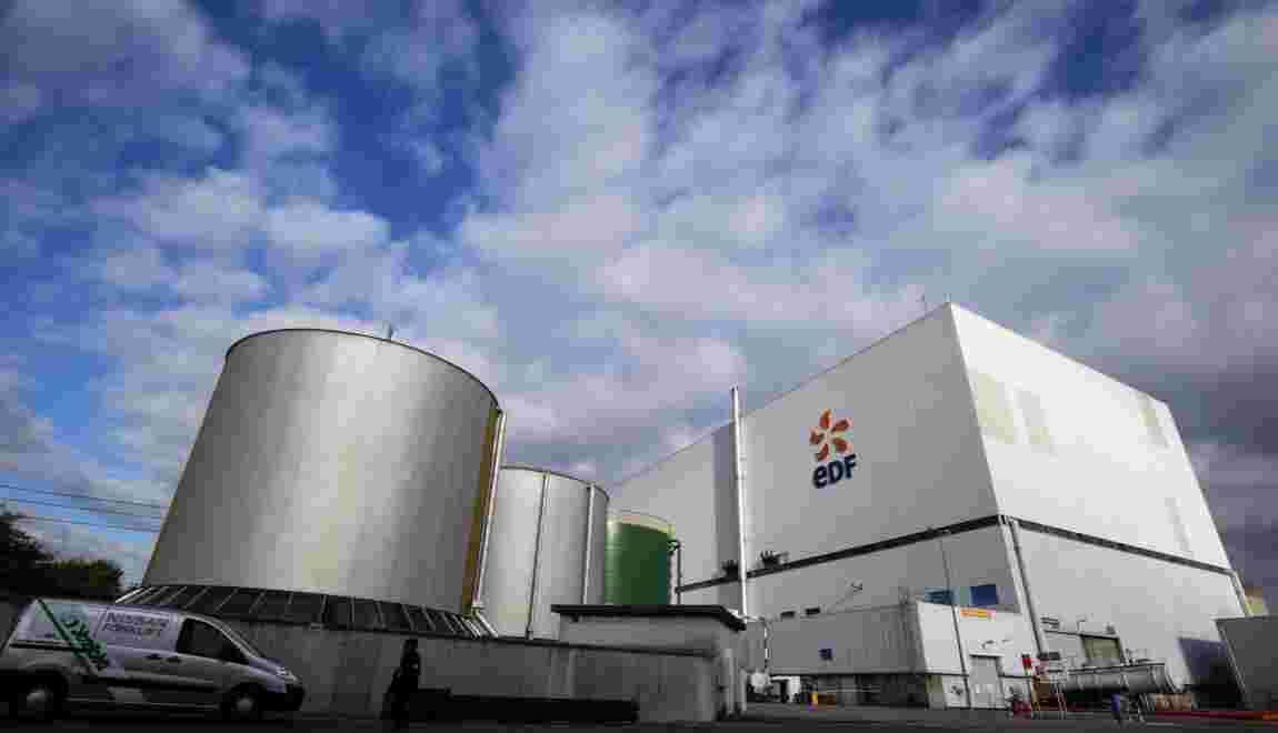 Le Conseil d'Etat annule le décret sur la fermeture de la centrale nucléaire de Fessenheim