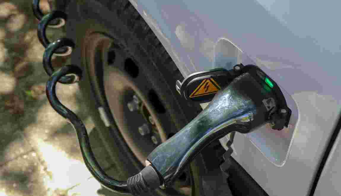Automobile: l'électrique moins cher que l'essence selon une étude