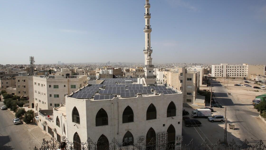 Dépourvue de pétrole, la Jordanie se tourne toujours plus vers le solaire