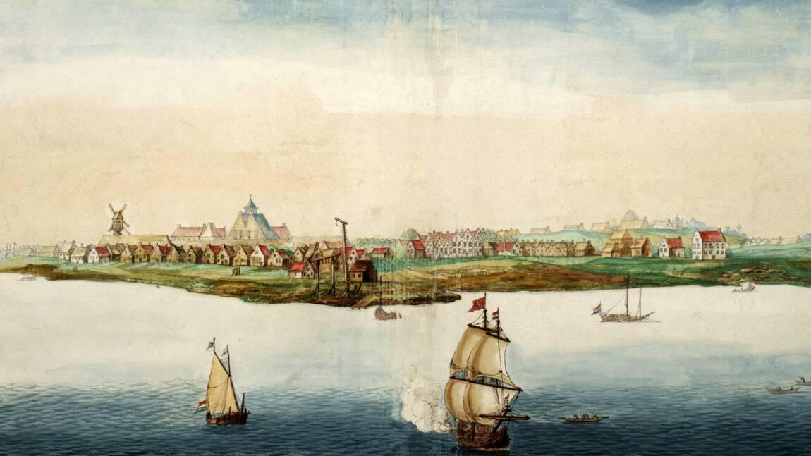 De la Nouvelle-Amsterdam à New York : la fondation d'une ville emblématique