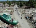 Séisme et tsunami en Indonésie : les dégâts vus du ciel à Palu