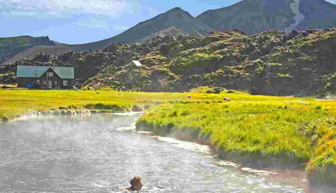 Islande : 10 piscines de rêve en terre de glace et de feu
