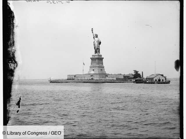 La folle histoire de la statue de la Liberté