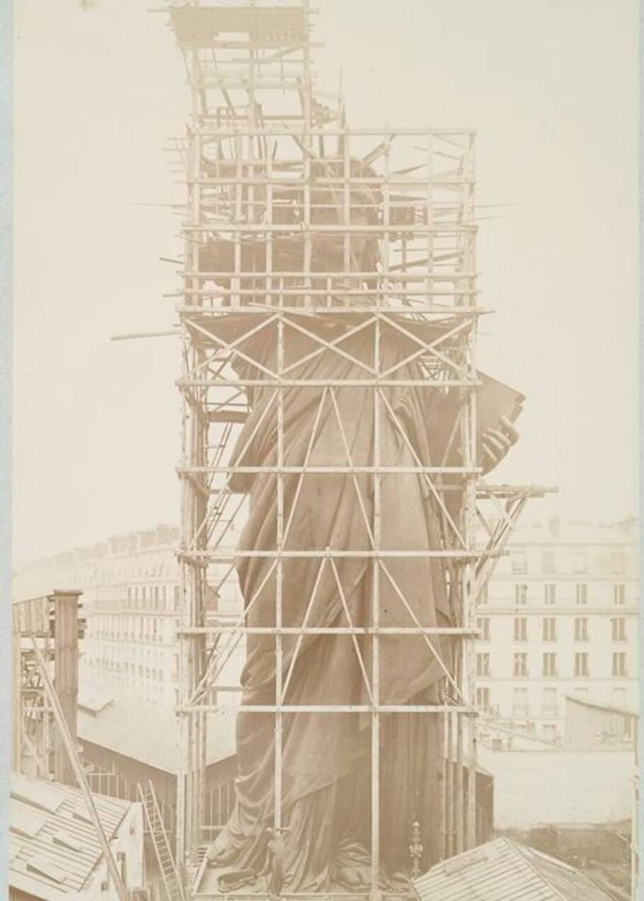 Statue de la Liberté : la folle histoire franco-américaine