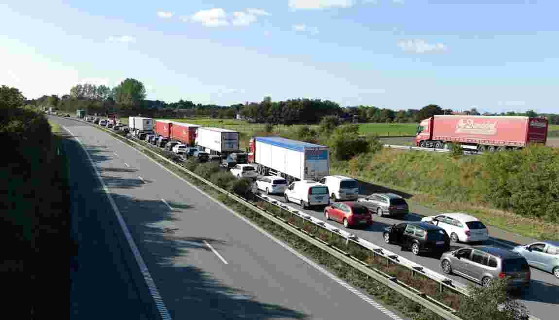 Le Danemark veut interdire la vente de voitures thermiques d'ici à 2030