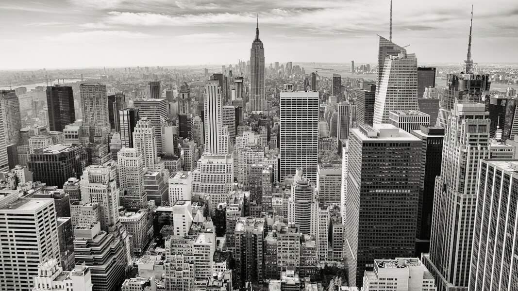 Manhattan Buildings Story