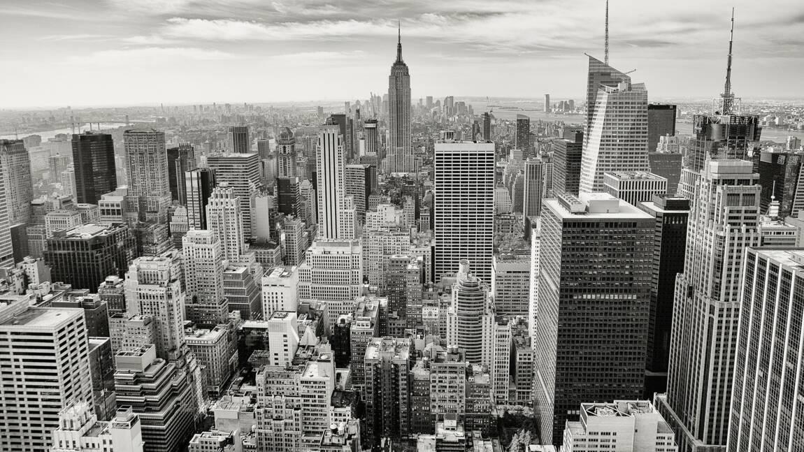 L'histoire des premiers buildings de Manhattan